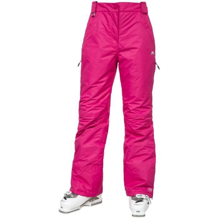 Trespass Lohan - Pantalon de ski imperméable - Femme (Rose)