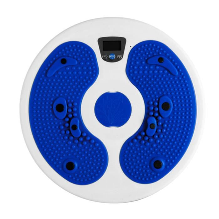 Torsion taille disque Fitness plaque électronique Twist Board minceur jambes équipement de remise en ROULEAU DE MASSAGE