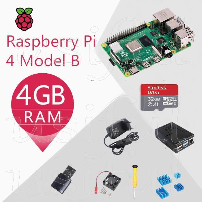 Raspberry Pi 4 SSD