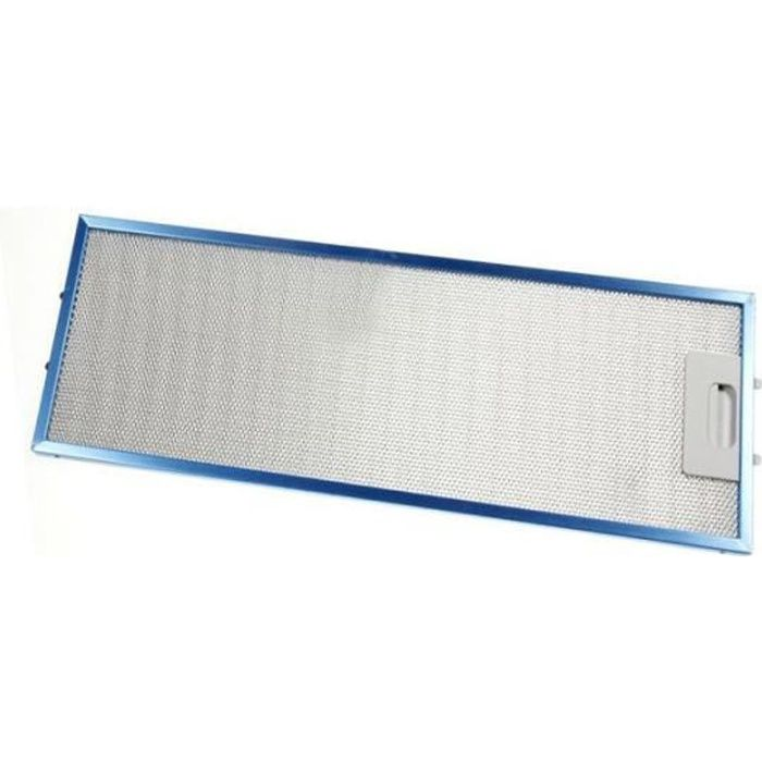 C00345800. Filtre Anti Graisse Metallique Pour HOTTE - SemBoutique