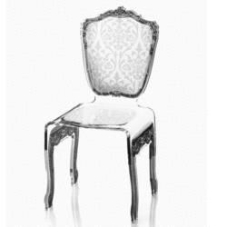 Chaise baroque blanche achat vente chaise blanc cdiscount - Chaise baroque blanche ...