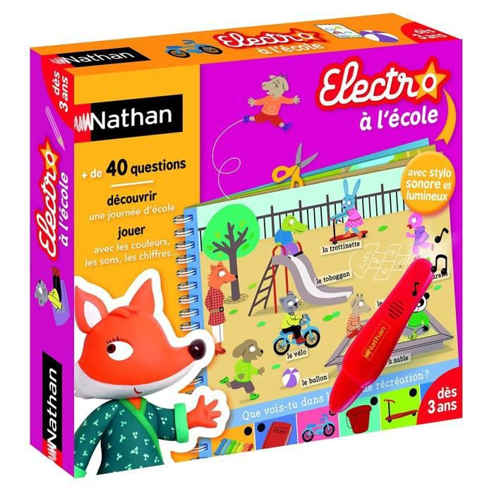Nathan Electro A L Ecole