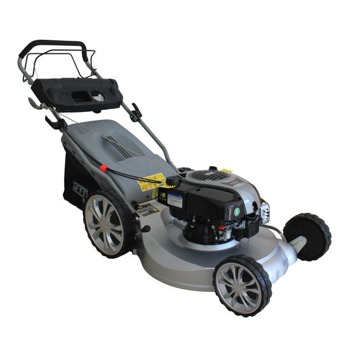 tondeuse gazon thermique 161cc briggs stratton fonction mulching achat vente tondeuse. Black Bedroom Furniture Sets. Home Design Ideas