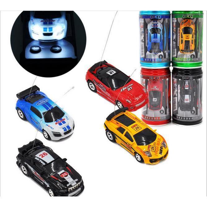 VOITURE ELECTRIQUE ENFANT M115 Mini Coke canettes télécommande voiture Haute