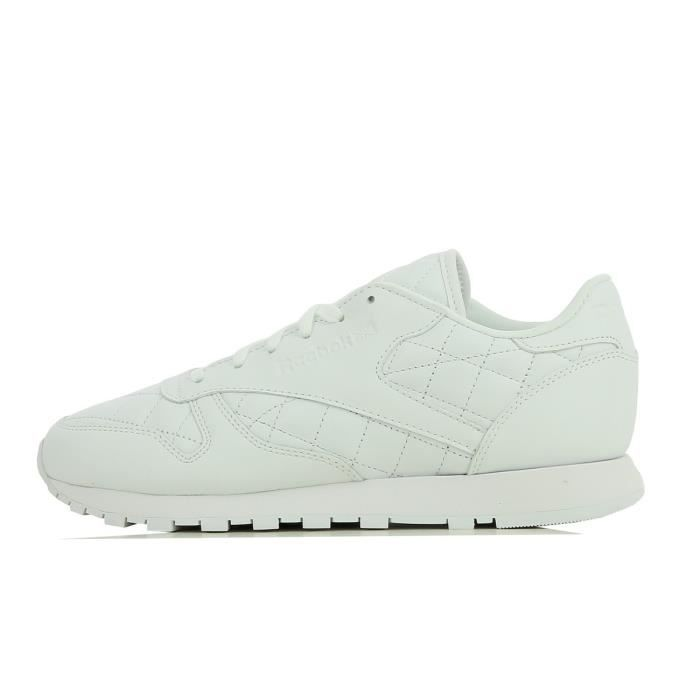 BASKET Basket Reebok Classic Leather Quilted - AR1262