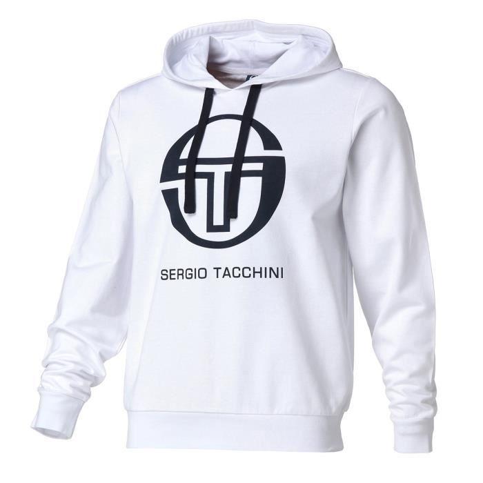 SWEAT-SHIRT DE SPORT SERGIO TACCHINI Sweatshirt Comma - Mixte - Blanc e