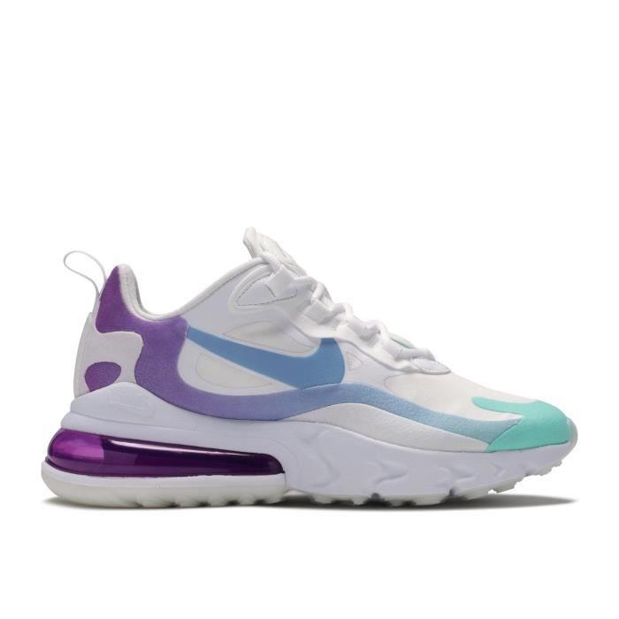 air max 270 femme bleu violet