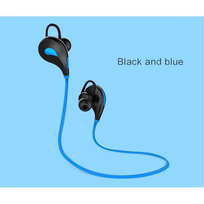 CASQUE - ÉCOUTEURS OEM - Ecouteurs Bluetooth Sport pour ALCATEL 3V Sm