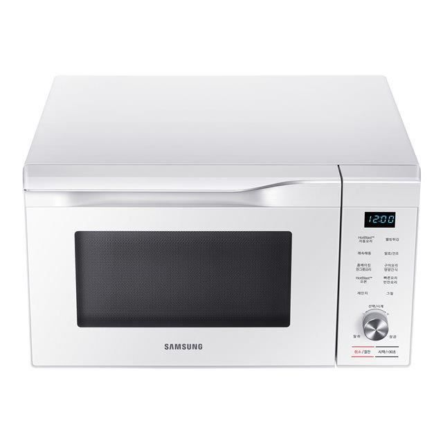 samsung micro ondes grill et chaleur tournante 32l 2100w blanc mc32k7055cw achat vente. Black Bedroom Furniture Sets. Home Design Ideas