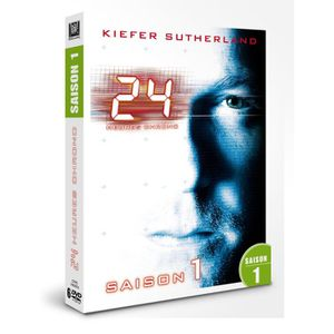 DVD SÉRIE DVD 24 heures chrono, saison 1