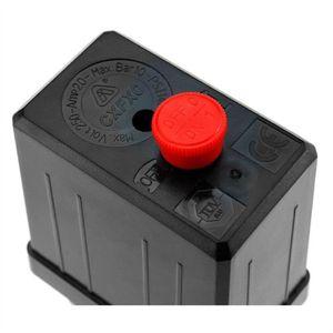 COMPRESSEUR AC 220V 20A 175PSI 12 bar 4 Port de compresseur d'