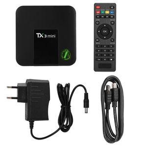 BOX MULTIMEDIA BOYOU Décodage vidéo IPTV HDTV Set TV Box H.265 po
