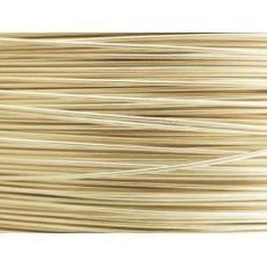 10 Mètres fil aluminium menthe 0.8 mm