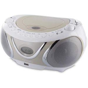 RADIO CD CASSETTE 477116 Radio - Lecteur CD - MP3 Portable Casual av