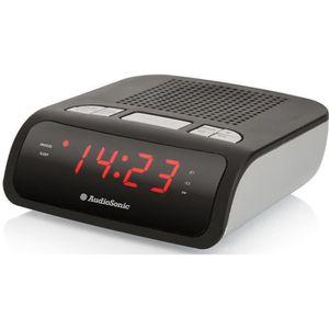 Radio réveil AUDIOSONIC CL-1459 Radio réveil FM PLL - Double al