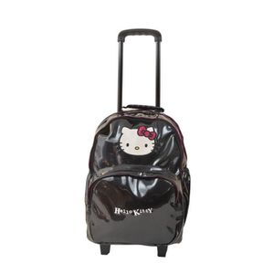 sac a dos a roulette hello kitty achat vente sac a dos a roulette hello kitty pas cher. Black Bedroom Furniture Sets. Home Design Ideas