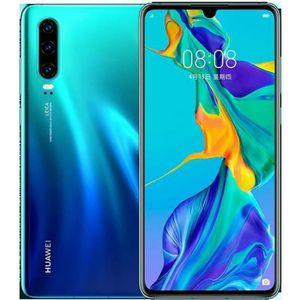 SMARTPHONE Smartphone Huawei P30 128 Go Bleu Aurore