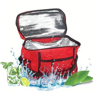 SAC DE CONSERVATION LEEGOAL Sac Réfrigérateur sac de congélation de vo