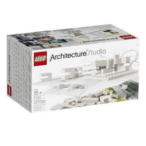 ASSEMBLAGE CONSTRUCTION LEGO 21050 Architecture Studio Lego architecture