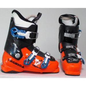 CHAUSSURES DE SKI Chaussure de ski Junior Tecnica JT cochise noir/or