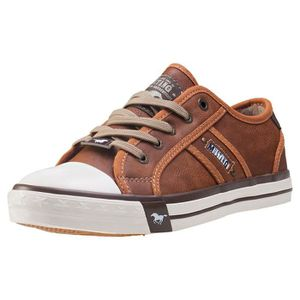 efea6cba125 BASKET Mustang Rubber Toe Cap Casual Low Femmes Baskets c
