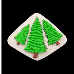 MOULE  ^^2491& Bricoge d'arbre de Noël de Biscuit gâteau