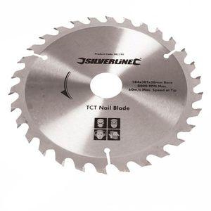 1x HSS Drill Bit Trou Scie Dent Set en acier inoxydable alliage métallique Cutter 12-50 mm