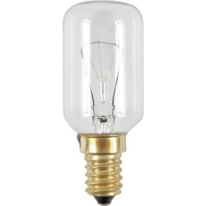 Lampe, Ampoule E14 40W 230V 300 °C