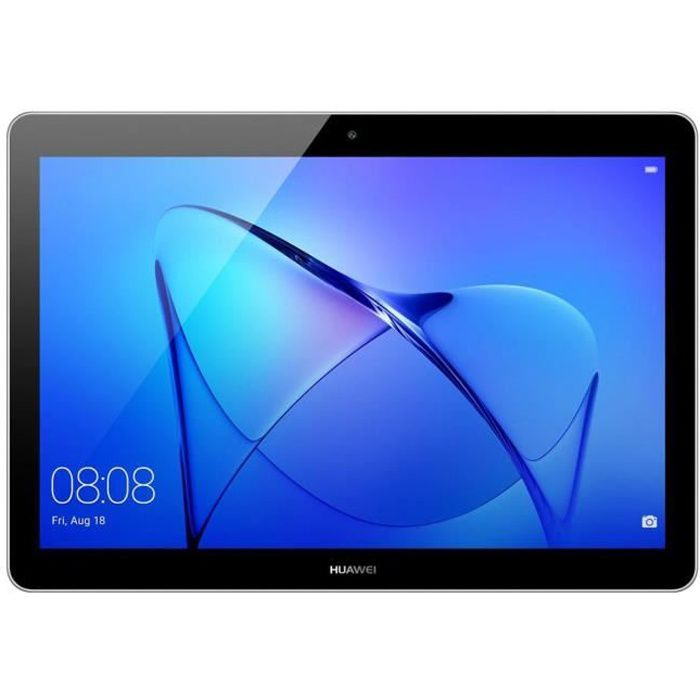 Huawei Ags de W09 24,38 Cm (9,6 Pouces) Tablette Pc (Intel Core i7, 16000 Go Disque Dur, 2 Go de Ram, Android 7.0) Gris