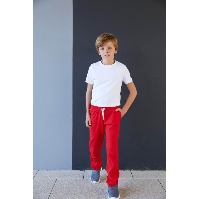 Pantalon de jogging en coton leger enfant