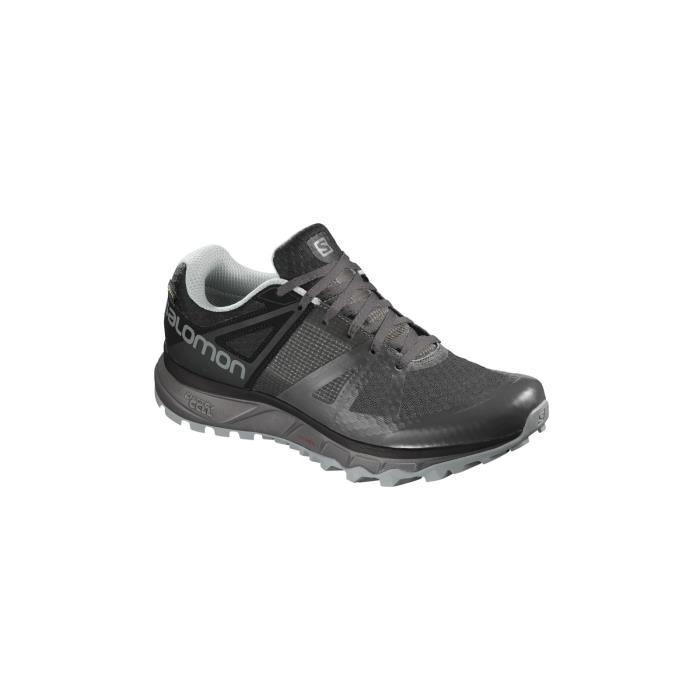 Trailster GTX® - Chaussures trail homme Magnet / Black / Quarry 42 2/3