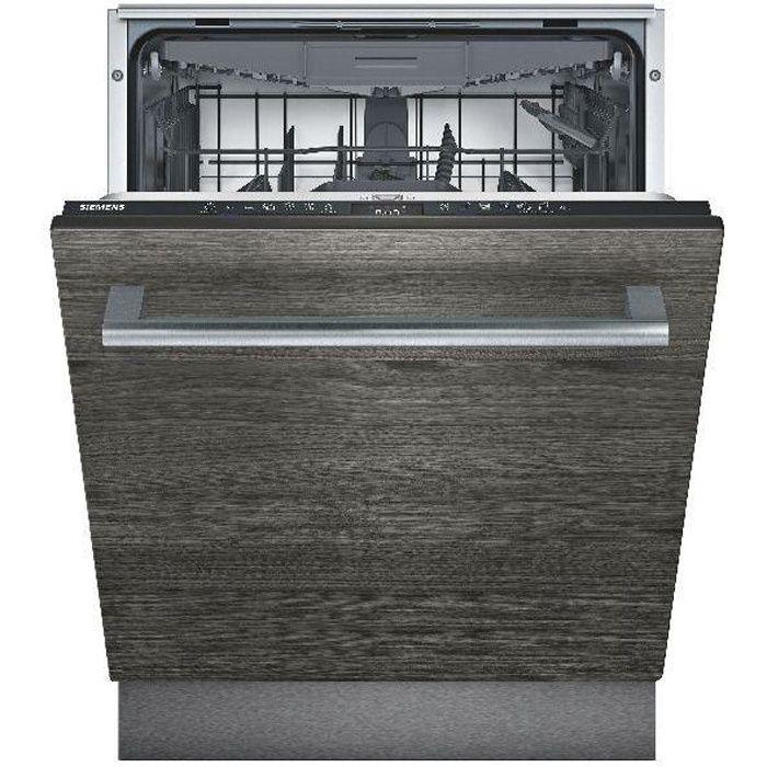 Lave-vaisselle tout intégrable SIEMENS SN73HX48VE - 13 couverts - Moteur induction - L60cm - Classe E - 44 dB - Connecté