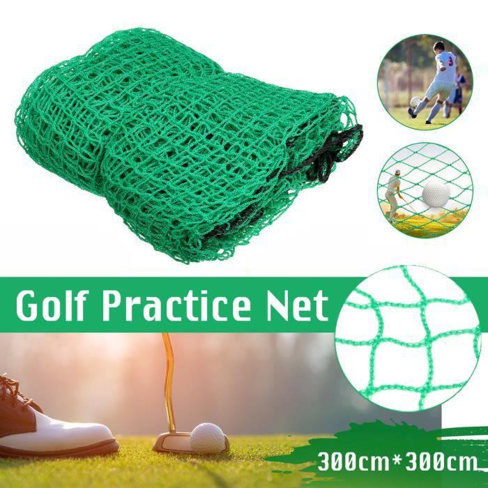 TEMPSA Filet d'entraînement au golf 300x300cm
