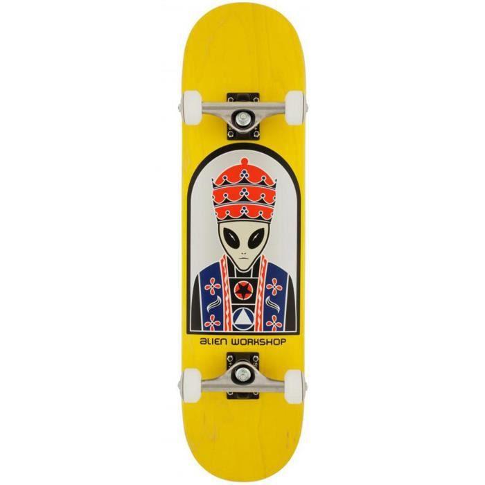 """Alien Workshop Skateboard Complet visiteur touristique 8.0/"""""""