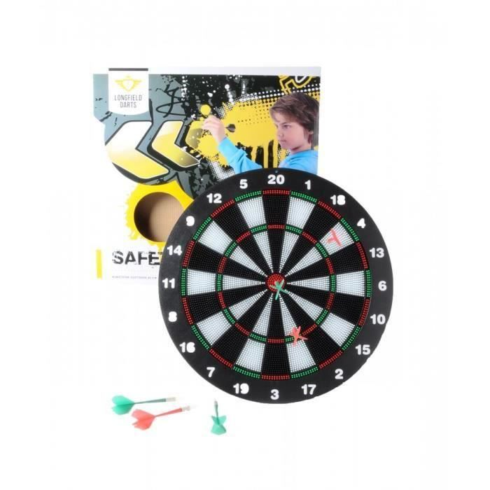 Cible traditionnelle sisal HARROWS  Lets play Darts