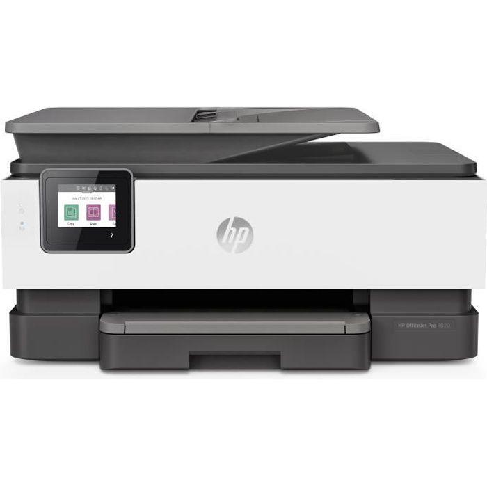 IMPRIMANTE HP OfficeJet Pro 8022 A jet d'encre thermique 20 p
