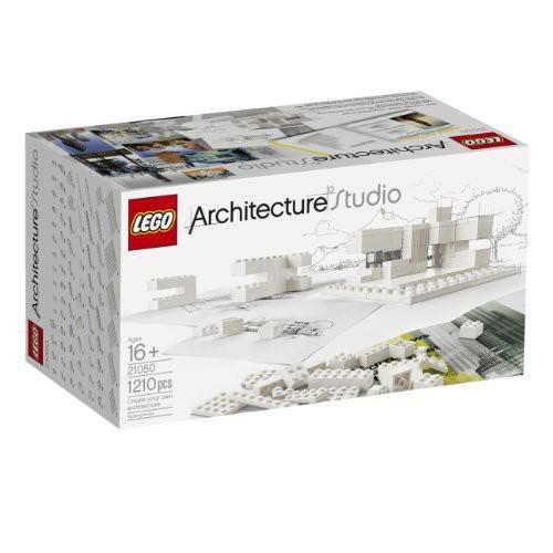 ASSEMBLAGE CONSTRUCTION LEGO 21050 Architecture Studio Lego architecture