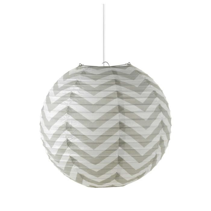 Suspension Boule Papier Achat Vente Suspension Boule