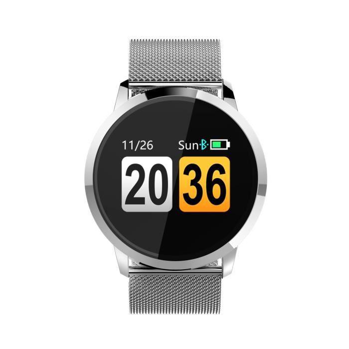 MONTRE CONNECTÉE Montre Connectée GPS-Q8 Montre intelligente-écran