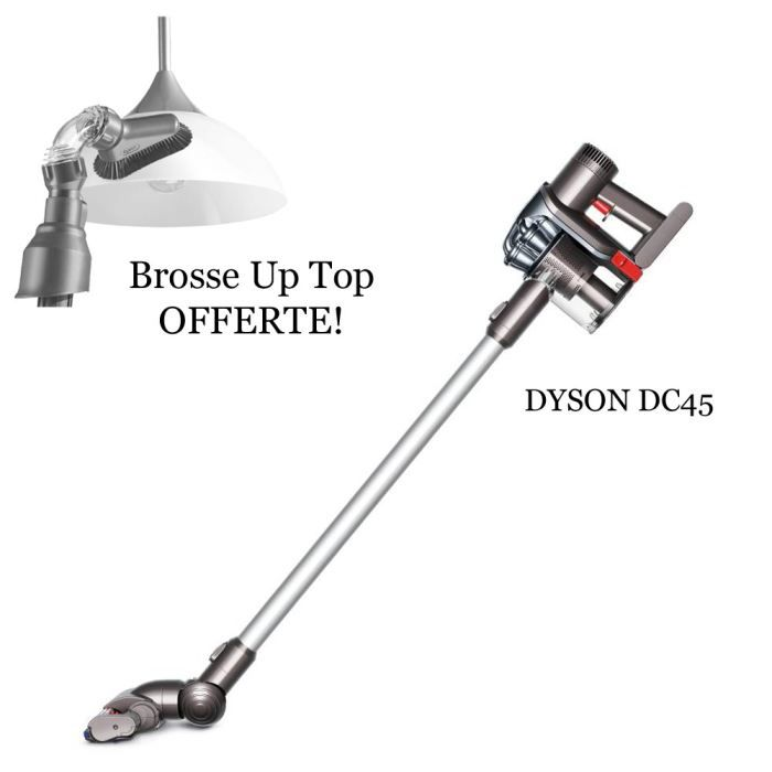aspirateur balai dyson dc45 brosse up top achat. Black Bedroom Furniture Sets. Home Design Ideas