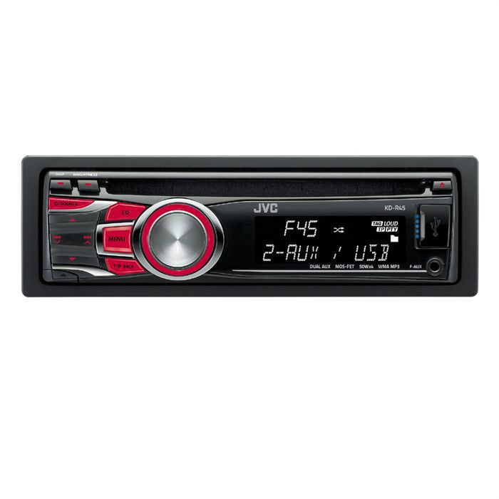jvc kd r45e autoradio usb cd achat vente autoradio jvc kd r45e autoradio usb cd soldes. Black Bedroom Furniture Sets. Home Design Ideas