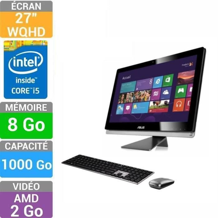 asus pc tout en un et2702igkh b045k achat vente. Black Bedroom Furniture Sets. Home Design Ideas