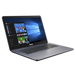 Achat discount PC Portable  Ordinateur portable ASUS F705UA-BX945T - 17'' HD+ - Core i3-6006U - RAM 8Go - Stockage 1To + 128Go SSD - Win 10 + sacoche & souris
