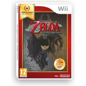 JEUX WII The Legend of Zelda Twilight Princess Selects  Wii