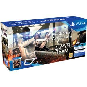 JEU PS VR Bravo Team VR + Aim Controller (Manette de visée p