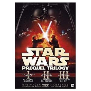 DVD FILM STAR WARS LA PRELOGIE