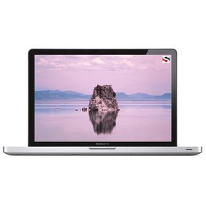 "Vente PC Portable Apple MacBook Pro Core i7-2675QM Quad-Core 2.2GHz 4Go 500Go DVD et PlusMinus; RW Radeon HD 6750M 15.4 ""Notebook OSX (fin 2011) - pas cher"