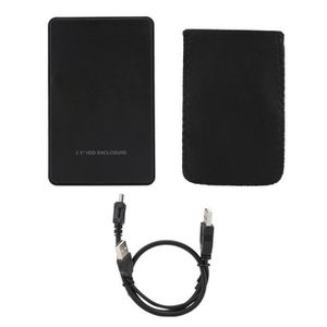 TOM Xuyan W25q720 2,5 Pouces USB2.0 SATA Boîtier de Di