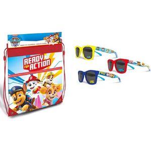 PANIER - SAC DE PLAGE Sac à dos Pat Patrouille Stella - lunettes de sole
