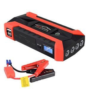 CHARGEUR DE BATTERIE 89800mAh 12V LCD 4 USB voiture Star Starter Pack B